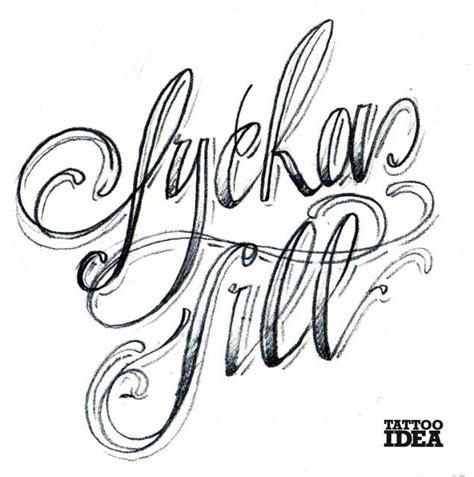 caratteri lettere per tatuaggi tatuaggi scritte con scritte in corsivo