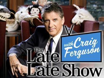 You To The Late Show With Craig Ferguson Tonight 2 by The Late Late Show Series Tv Tropes