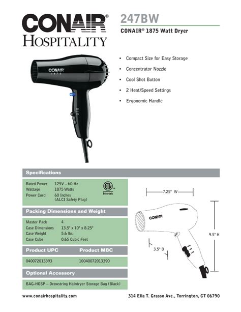Conair Hair Dryer Repair Manual search conair user manuals manualsonline