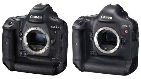 canon 1dx canon 1d x ii vs canon 1d c which one shoots