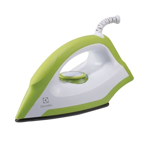 jual electrolux edi 1014 setrika hijau harga kualitas terjamin blibli