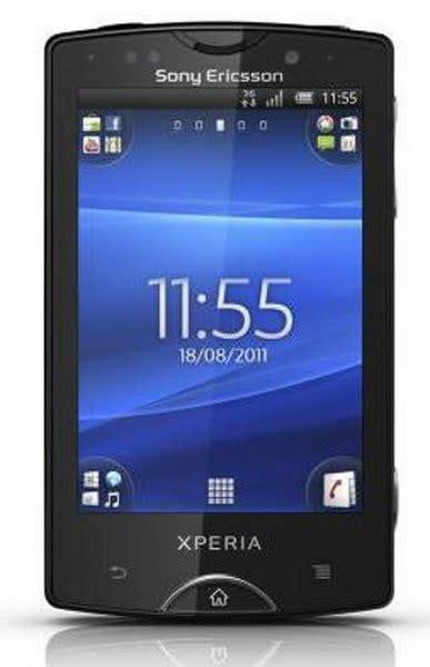 Cassing Sony Xperia X8 Set xperia mini pro 2 actual size image