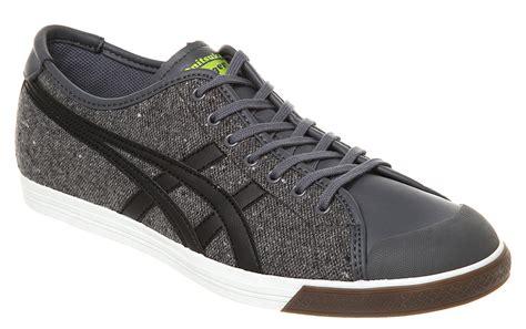 Jual Onitsuka Tiger Coolidge onitsuka tiger coolidge lo grey tweed trainers shoes ebay