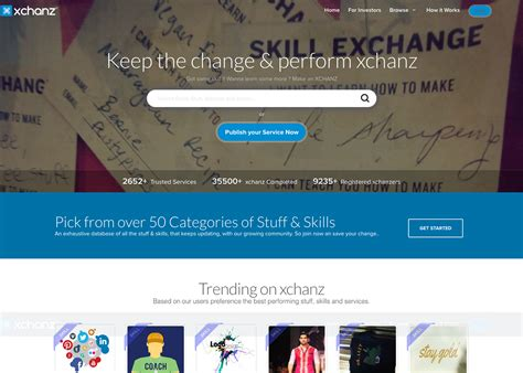 Bartering For Stuff Or Services by Repost Xchanz A Revolutionary Barter Platform To