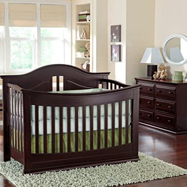 Jcpenney Nursery Furniture Sets Rockland 3 Pc Baby Furniture Set Espresso Jcpenney Nursery Ideas