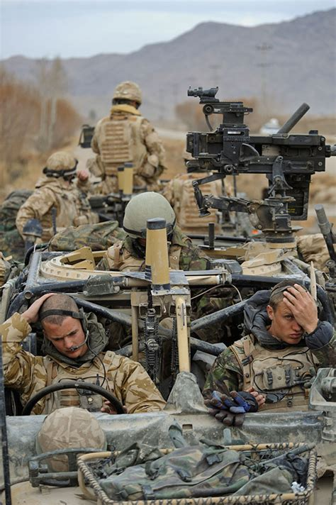 section 20 british special forces raf regiment photo