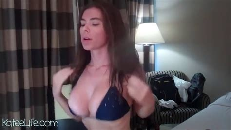 Kate Owen The Boob Dance Youtube