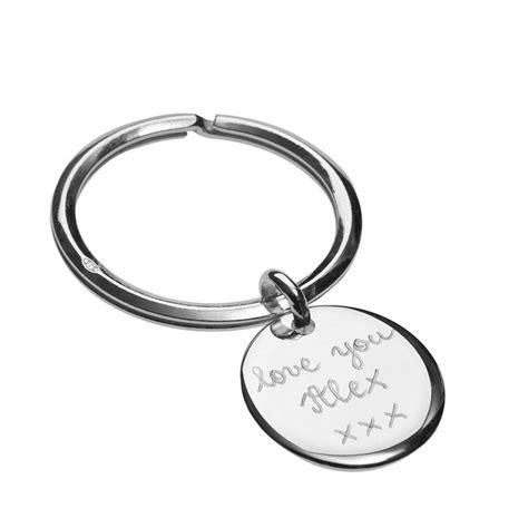 graduation silver key ring by merci maman