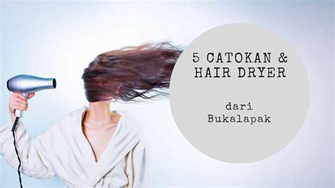 Hair Dryer Rendah Watt 5 hair dryer dan catokan ramah listrik dari