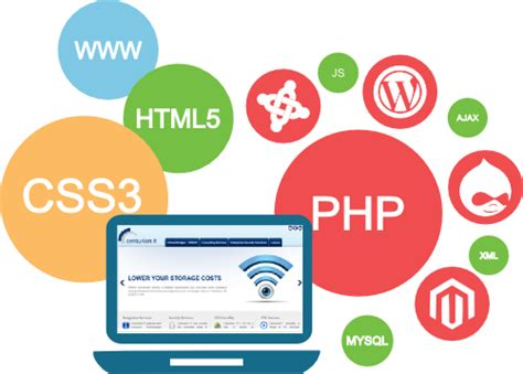 php mobile award winning web design and development company sopan