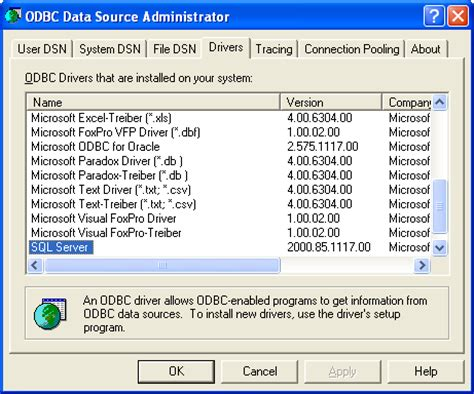 windows data export script burleson oracle consulting source odbc sql server driver odbc error number 08s01 3113