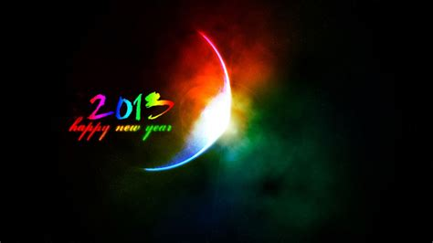 happy new year 2013 background hd wallpaper of new year
