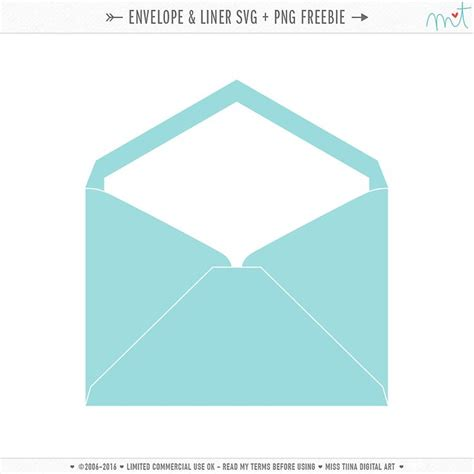 printable envelope liners free envelope and liner template cuttable svg and