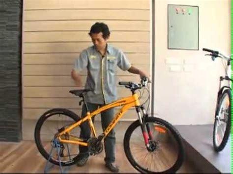 Standar Sing Sepeda United Kyk 17 tips setting roda sepeda mtb