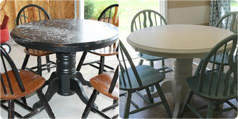 kitchen table refinishing ideas refinishing kitchen table ideas desjar interior