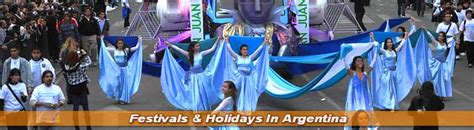 which holidays are celebrated in argentina