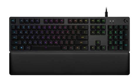 Keyboard Logitech Mechanical logitech g560 speaker and g513 mechanical keyboard