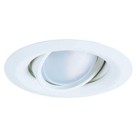 halo 998p light bulbs halo 4 in matte white recessed lighting adjustable