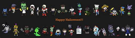 Kaos Happy Holloween skylanders happy contest by joltiklover on