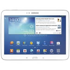 Tablet 4g Samsung samsung galaxy tab 3 10 1 4g whit bij vanden borre karakteristieken handleiding en accessoires