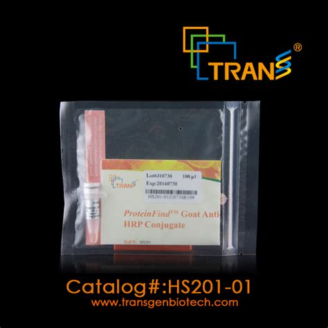 protein l hrp proteinfind goat anti mouse igg h l hrp conjugate view