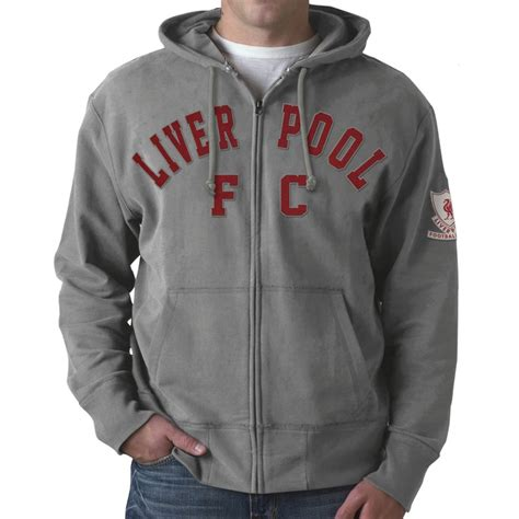 Hoodie Liverpool Fc Design official liverpool fc grey letter hoodie want liverpool fc for emily