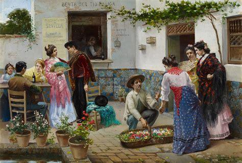 imagenes retro obras andaluces en la venta museo carmen thyssen m 225 laga