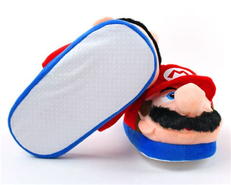 mario slippers mario slippers nintendo slippers mario brothers slippers