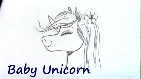 how to draw a unicorn step by step for beginners