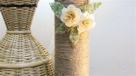 ladario rustico fai da te crea dei vasi rustici con i barattoli pringles fai da te