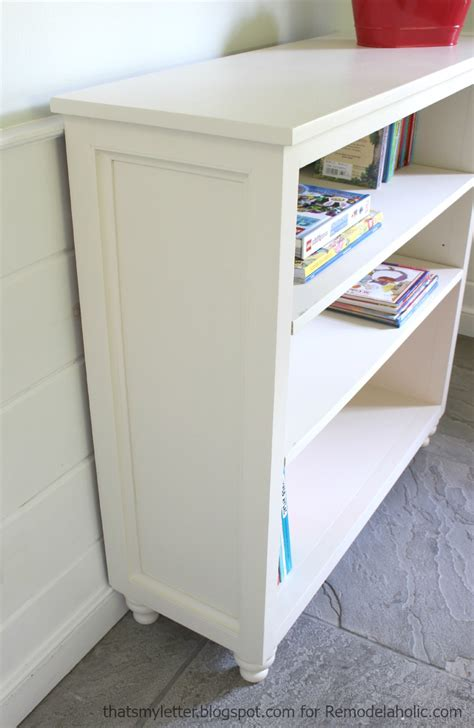 remodelaholic build  bookshelf  adjustable shelves