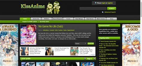 6 Anime Website by Top 10 Free Anime Websites Anime For Free
