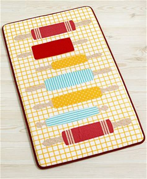 Kitchen Floor Mats Macy S Martha Stewart Collection Rolling Pins 18 Quot X 30 Quot Memory