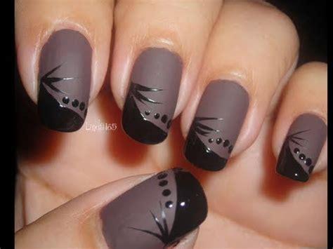 nail art matte tutorial nail art matte jacques decoracion de u 241 as re upload
