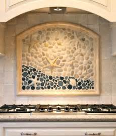 kitchen tile murals backsplash coastal kitchen backsplash ideas with tiles from
