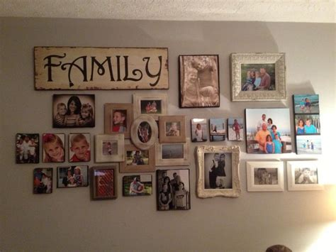 family picture wall family wall pictures collage for the home