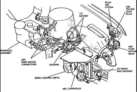 Brake System Dodge Caravan 1993 Dodge Grand Caravan A Sudden The Pedal Has