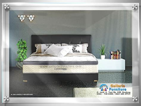 Simmons Colony 180x200 Springbed Set simmons bed colony crystalbelle duxton princeton