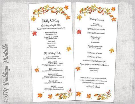 order of service wedding template civil ceremony   Google