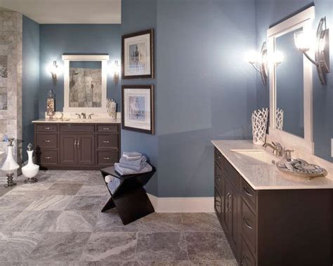Bathroom Colors Blue by 25 Best Ideas About Blue Brown Bathroom On