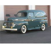 1949 Ford Panel  Information And Photos MOMENTcar