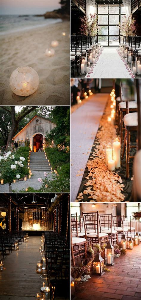 wedding reception decorations with candles wedding ideas 30 ways to use candles for your big day