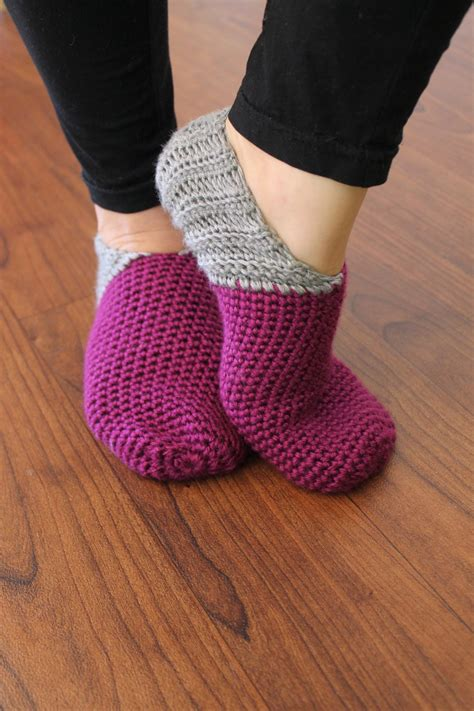 pattern for house slippers saratoga slippers pdf crochet pattern womens house slippers