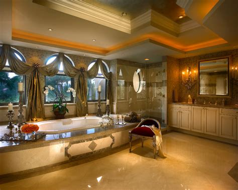 Bathrooms Ideas Photos by Coral Gables Mansion Mediterranean Bathroom Miami
