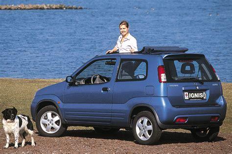 Suzuki Ignis 1 3 Gl 2003 Suzuki Ignis 1 3 Related Infomation Specifications