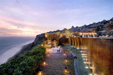 cliff top bar bali 9 stunning cliff villas in bali where you can stay at the