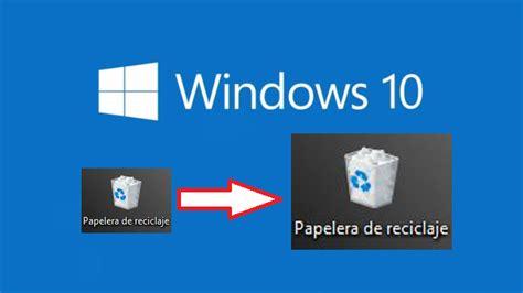 agrandar iconos escritorio como cambiar el tama 241 o de los icono de la barra de tareas