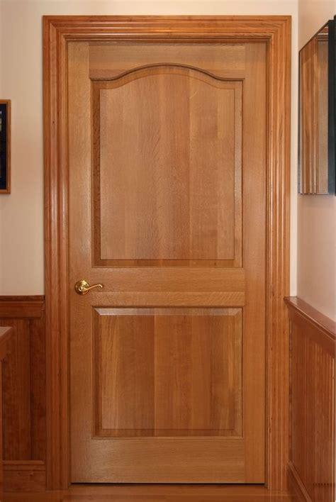 bedroom door quarter sawn white oak classique style bedroom door with 3