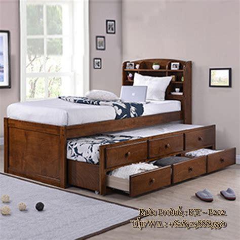 Tempat Tidur Jati Tempat Tidur Sorong list daftar harga tempat tidur sorong minimalis nirwana