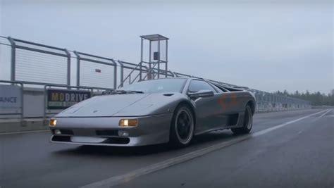 Ride A Lamborghini Bangshift Take A Ride In A Lamborghini Diablo Sv V